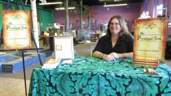 Book signing for The Prodigal Son at III Suns, New Bedford, MA