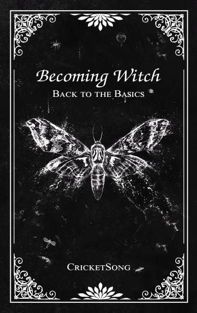 Becoming Witch Front Cover